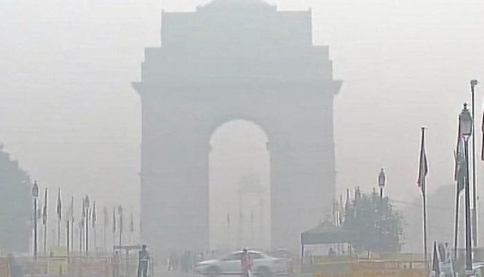 दिल्ली प्रदूषण से इत्तेफाक नहीं रखते सांसद-अधिकारी