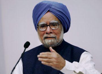 Mnaomohan Singh
