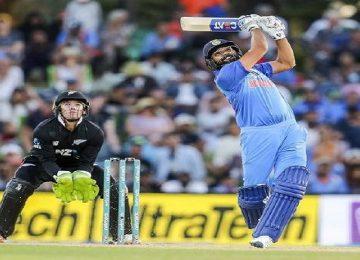 भारत- न्यूजीलैंड