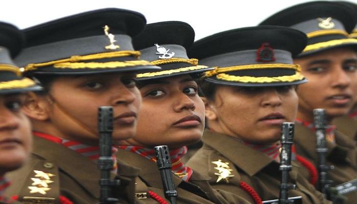 सेना पुलिस में महिलाओं की भर्ती