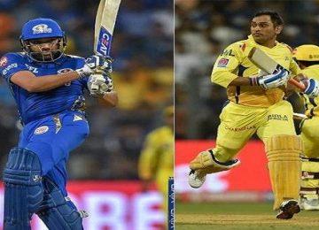 चेन्नई, मुंबई के खिलाफ मुकाबला आज