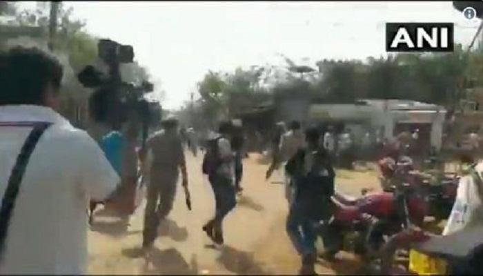 पश्चिम बंगाल में हिंसा