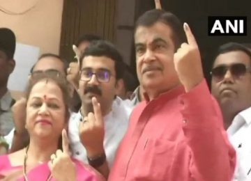 महाराष्ट्र लोकसभा चुनाव 2019