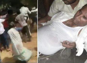टीडीपी नेता की मौत