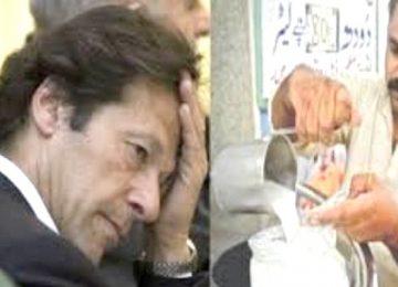 दूध के लिए तरस रही पाकिस्तानी जनता