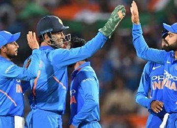 टीम इंडिया घोषित