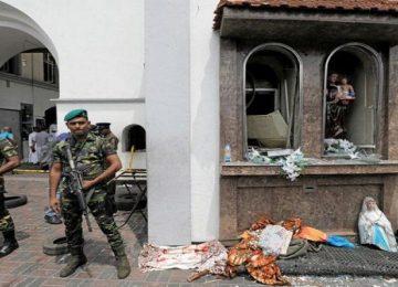 श्रीलंका में फिर हुआ बम धमाका