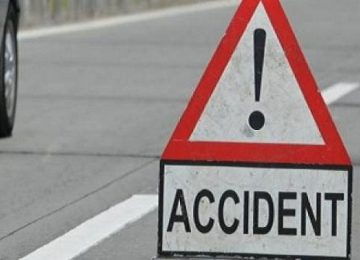 भीषण सड़क हादसा