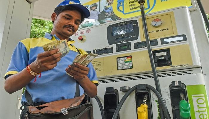 पेट्रोल-डीजल की कीमत