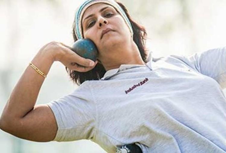 खेल रत्न दीपा मलिक