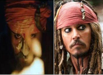 'लाल कप्तान' का टीजर रिलीज