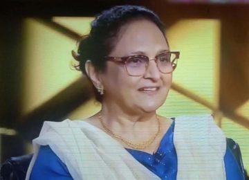 कौन बनेगा करोड़पति की प्रतिभागी राकेश शर्मा
