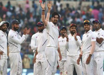 ICC टेस्ट रैंकिंग