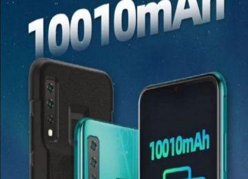 जल्द लांच होगा 10010mAh बैटरी वाला स्मार्टफोन
