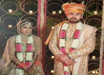 विधायक अदिति सिंह की शादी