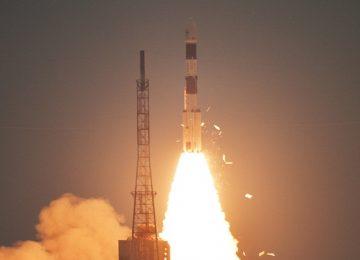कार्टोसैट-3 लॉन्च