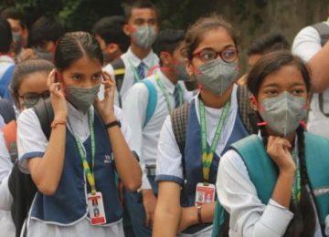 दिल्ली के स्कूल बंद