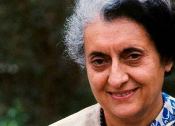 इंदिरा गांधी शांति पुरस्कार 2019