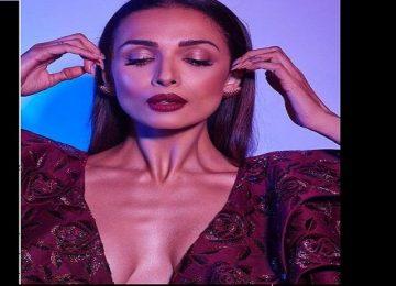 मलाइका अरोड़ा के डांस स्टेप्स