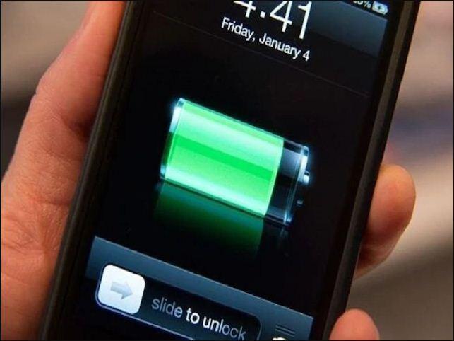 स्मार्टफोन में बैटरी की समस्या