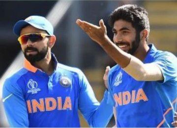 ICC की नई वनडे रैंकिंग