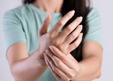 कलाईयों का दर्द छूमंतर