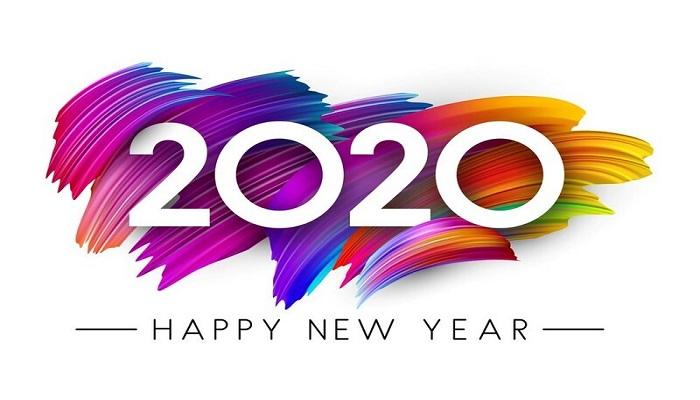 नए साल 2020