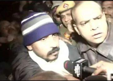 भीम आर्मी प्रमुख चंद्रशेखर आजाद गिरफ्तार
