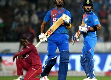 T20 में बारिश डाल सकती है खलल