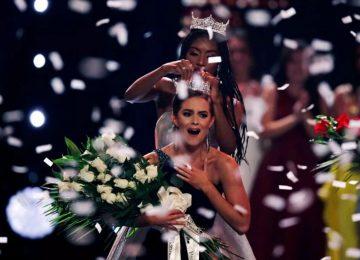 मिस अमेरिका 2020