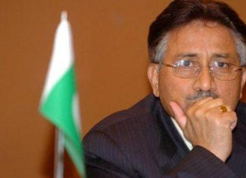 परवेज मुशर्रफ को फांसी की सजा
