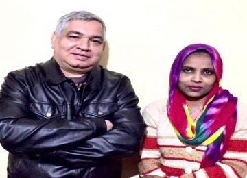 उर्दू लेखिका फरहाना ताज