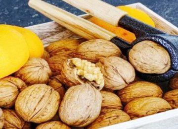 सेहत के लिए फायदेमंद है अखरोट