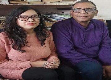 बिहार न्यायिक सेवा परीक्षा की टॉपर सिया श्रुति