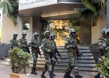 बुर्किना फासो में आतंकी हमला