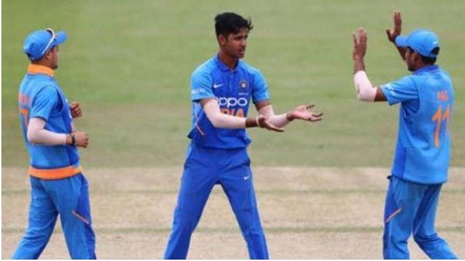 भारत की U-19 टीम