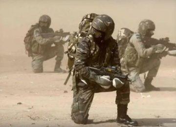 पाक के छह सैनिक ढ़ेर