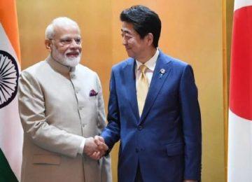 भारत-जापान शिखर वार्ता टली