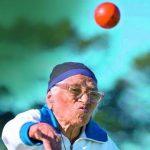 103 साल की महिला का फिट रहना है शौक