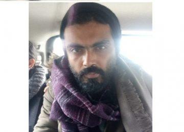 शारजील इमाम गिरफ्तार