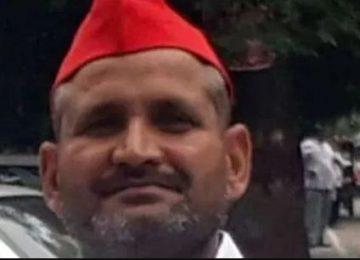 सपा नेता की हत्या