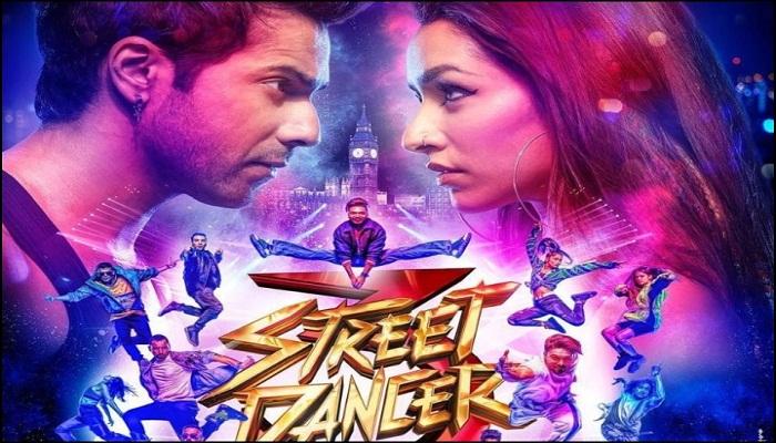 'Street Dancer 3D'