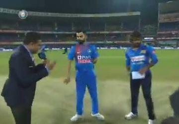 टीम इंडिया ने टॉस जीता