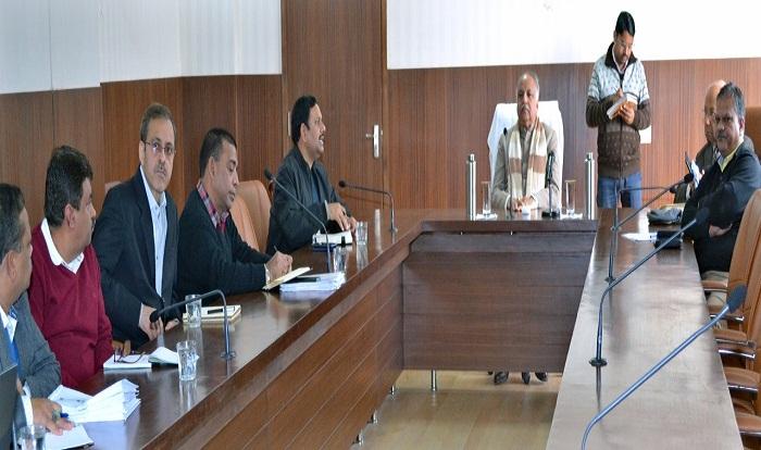 नगर विकास मंत्री आशुतोष टण्डन
