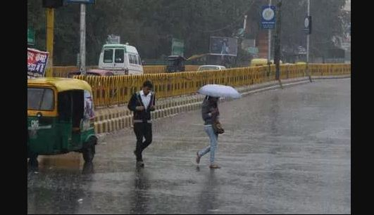 लखनऊ समेत कई जिलों में भारी बारिश