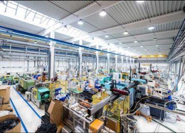 विनिर्माण क्षेत्र की गतिविधियों में सुधार