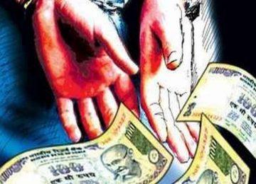 डीआरआई के एडीजी समेत दो गिरफ्तार
