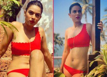 एशिया की तीसरी सबसे सेक्सी महिला निया शर्मा