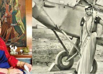 भारत की पहली महिला पायलट सरला ठकराल