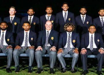 श्रीलंकाई टी20 टीम
